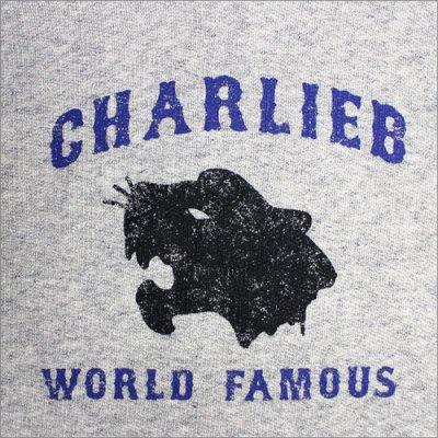 画像2: 【50%OFF】CharlieB チャーリービー Panter P/Oパーカー GRAY