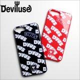 【40%OFF】Deviluse デビルユース DVUS iPhoneケース 2カラー 7Plus対応