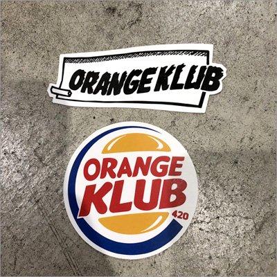 画像2: ORANGE KLUB -LOOKING FOR THE HIGHEST SHIT- オレンジクラブ