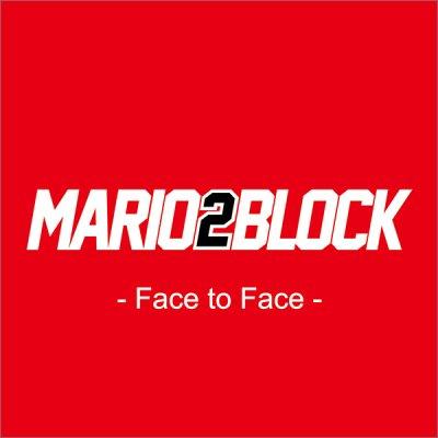 画像1: MARIO2BLOCK -Face to Face- マリオツーブロック