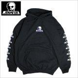 【送料無料】SKULL SKATES スカルスケーツ Logo P/Oパーカー BLACK