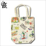 Koner Gallery コーナーギャラリー TOMASON -MONSTER'S SUMMER- ZIP TOTE BAG