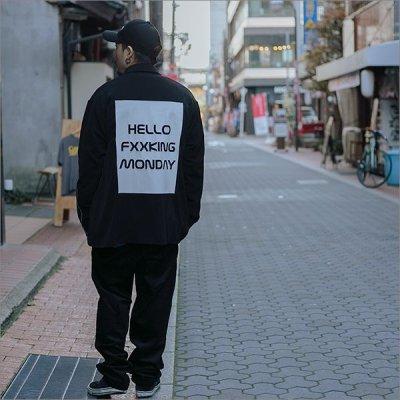 画像4: 【送料無料】isxnot イズノット HFM L/Sシャツ 2カラー