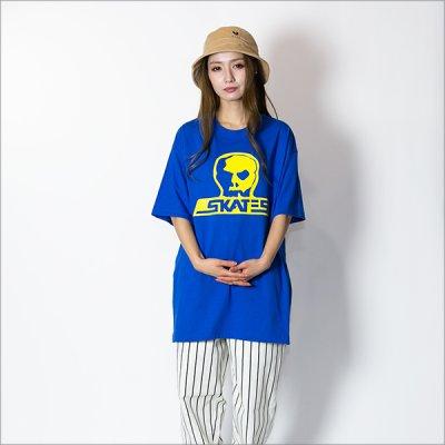 画像4: SKULL SKATES スカルスケーツ GT Tシャツ BLUE
