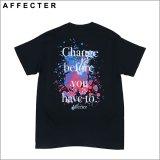 AFFECTER アフェクター AFE S/S Tシャツ BLACK