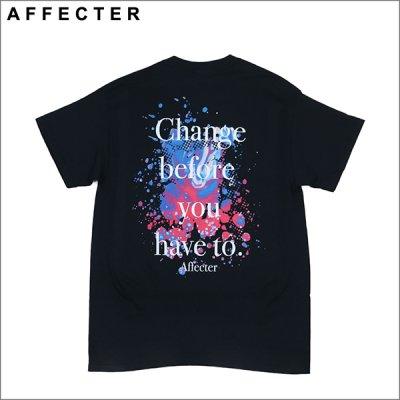 画像1: AFFECTER アフェクター AFE S/S Tシャツ BLACK