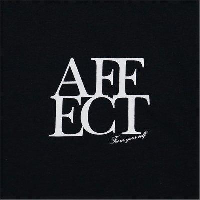 画像5: AFFECTER アフェクター AFE S/S Tシャツ BLACK