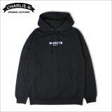 【送料無料】CharlieB チャーリービー BLKLT P/Oパーカー BLACK
