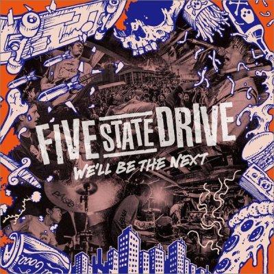 画像1: Five State Drive -We'll be the Next- ファイブステートドライブ