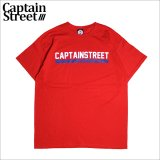 【30%OFF】CAPTAIN STREET CVLS Tシャツ RED キャプテンストリート
