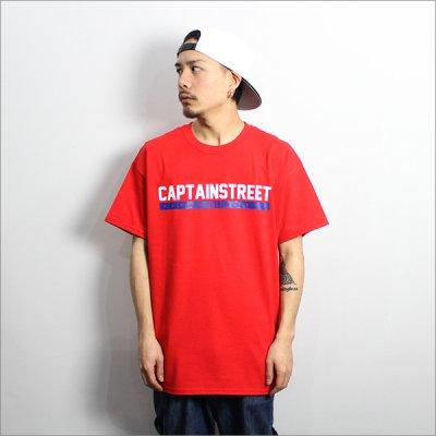 画像2: CAPTAIN STREET CVLS Tシャツ RED キャプテンストリート
