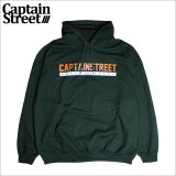 【30%OFF】CAPTAIN STREET CVLS P/Oパーカー GREEN キャプテンストリート