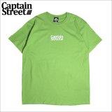 CAPTAIN STREET OG Logo Tシャツ L.GREEN キャプテンストリート