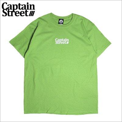 画像1: CAPTAIN STREET OG Logo Tシャツ L.GREEN キャプテンストリート