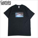 CAPTAIN STREET KNK Tシャツ BLACK キャプテンストリート