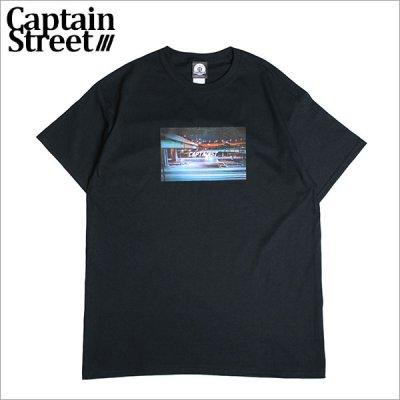 画像1: CAPTAIN STREET KNK Tシャツ BLACK キャプテンストリート
