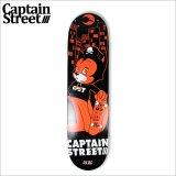 【送料無料】CAPTAIN STREET CATKUN DECK 8インチ キャプテンストリート