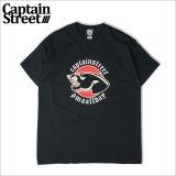 CAPTAIN STREET Panther Tシャツ BLACK キャプテンストリート