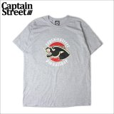 CAPTAIN STREET Panther Tシャツ GRAY キャプテンストリート