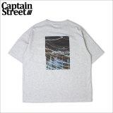 CAPTAIN STREET City Lights BIGポケットTシャツ GRAY キャプテンストリート