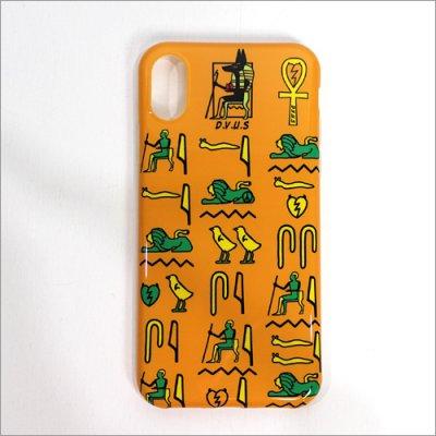 画像3: 【40%OFF】Deviluse デビルユース Hieroglyphic iPhoneケース X/XS対応 4カラー