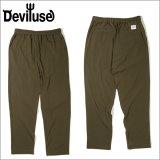 【送料無料】Deviluse デビルユース Slacks パンツ OLIVE