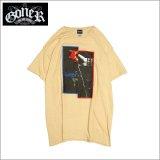 GoneR ゴナー Rose Hand Tシャツ VEGAS GOLD