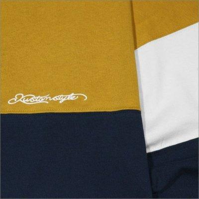 画像4: 【送料無料】KustomStyle カスタムスタイル ORIGINALS L/S Tシャツ MUSTARD